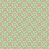 Azul vermelho da quadriculação infinito Fotografia de Stock Royalty Free