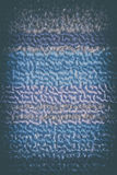 Azul y cielo y textura gris del fondo de la alfombra Fotos de archivo libres de regalías