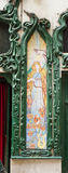 Azulejes de Lisboa imagen de archivo libre de regalías