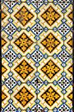 Azulejo в Лиссабон Стоковые Фотографии RF