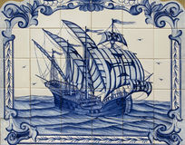 Azulejo Royalty Free Stock Image