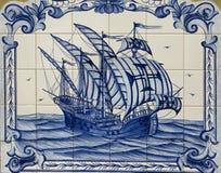 azulejo Obraz Royalty Free