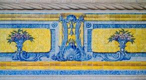 Azulejo Lizenzfreies Stockbild