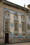 Azulejo antico nella citt? di Oporto, Portogallo. Immagini Stock
