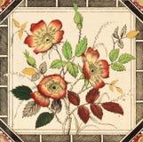Azulejo antiguo Fotografía de archivo