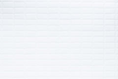 Azulejo branco na parede, na textura e no fundo do bartroom imagens de stock