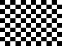 Azulejo checkered abstracto Imagenes de archivo