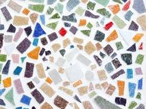 Azulejo colorido Fotografía de archivo