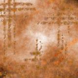 Azulejo de Grunge Brown stock de ilustración