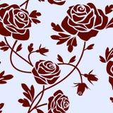 Azulejo de las rosas Imágenes de archivo libres de regalías