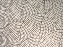 Azulejo de mosaico de la vendimia imágenes de archivo libres de regalías