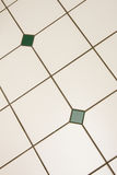 Azulejo de suelo Fotografía de archivo libre de regalías