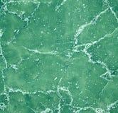 Azulejo de suelo verde Fotos de archivo libres de regalías