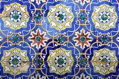 Azulejo em Braga Fotografia de Stock