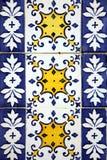 Azulejo em Lisboa Imagem de Stock Royalty Free
