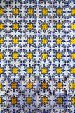 Azulejo em Lisboa Fotografia de Stock Royalty Free