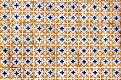 Azulejo em Lisboa Foto de Stock