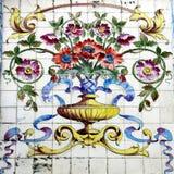 Azulejo em Lisboa Imagens de Stock Royalty Free