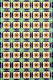 Azulejo em Lisboa Foto de Stock Royalty Free