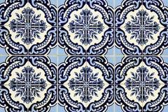 Azulejo em Porto Imagens de Stock