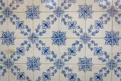 Azulejo en Lisboa fotografía de archivo