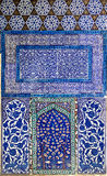 Azulejo esmaltado 6 fotos de archivo