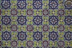 Azulejo español Imagen de archivo libre de regalías