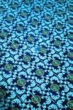 Azulejo español en piscina Fotos de archivo