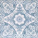 Azulejo estético antiguo del diseño Fotos de archivo