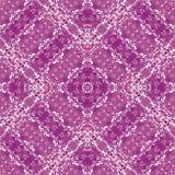Azulejo floral rosado Foto de archivo