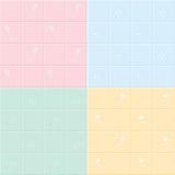 Azulejo inconsútil Fotos de archivo libres de regalías
