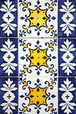 Azulejo in Lisbon Royalty Free Stock Image