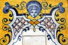 azulejo lisbon Стоковое Изображение RF