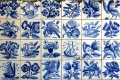 azulejo lisbon Стоковая Фотография