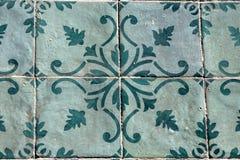 azulejo lisbon arkivbilder