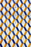 Azulejo in Lisbon Stock Images
