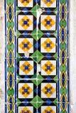 azulejo lisbon arkivfoto