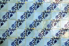 azulejo lisbon Стоковое Фото