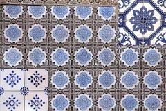 Azulejo in Lissabon Lizenzfreie Stockfotografie