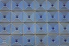 Azulejo (muurtegel) in Porto royalty-vrije stock afbeeldingen