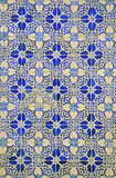 Azulejo pattern Stock Photos
