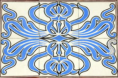 Azulejo in Porto Royalty Free Stock Photography