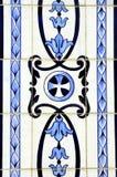 Azulejo in Porto. Azulejo (wall tile) in the city of Porto, Portugal Royalty Free Stock Photos