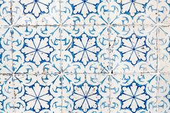 Azulejo, Portugal Royalty Free Stock Image