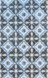 Azulejo - portuguese ceramic Stock Image