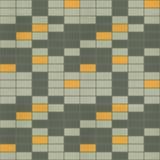 Azulejo retro inconsútil del papel pintado ilustración del vector