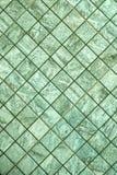 Azulejo, textura-cinzento sem emenda quadrado escuro, revestimento da telha Fotografia de Stock Royalty Free