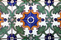 Azulejo w Braga Zdjęcie Royalty Free