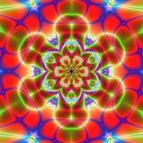 Azulejo (Zellige) majolica mosaic arabesque. Geometric patterns glazed tiles. High resolution detailed graphic pattern illustratio Stock Photo