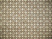 Azulejos, традиционные португальские плитки иллюстрация вектора